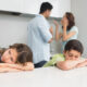 effects of infidelity on children