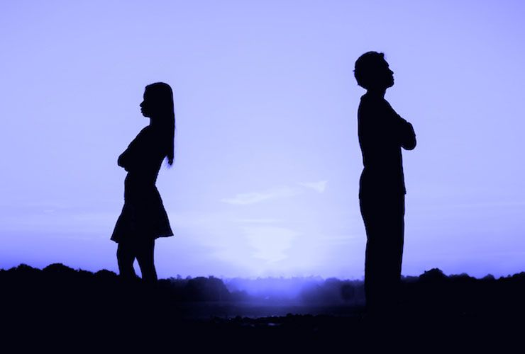 secret relationships breakup