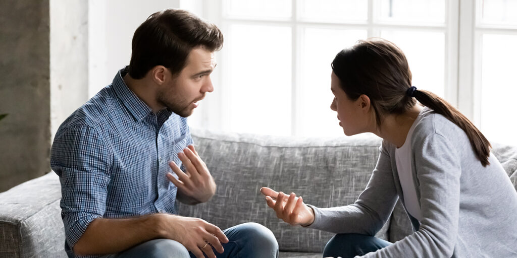 partner secretly resents you