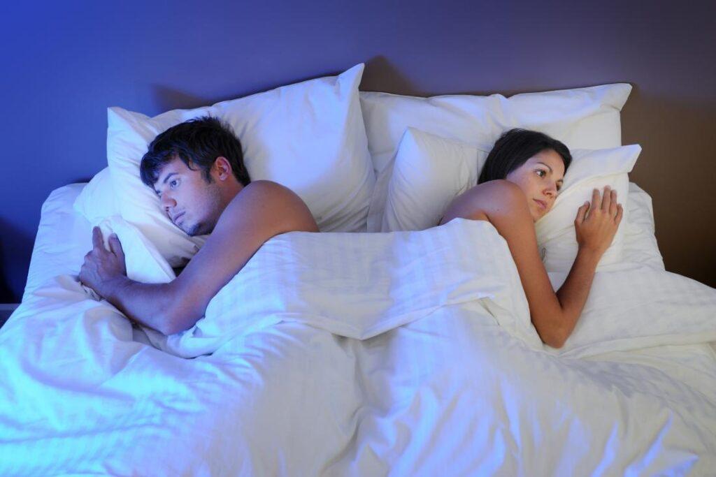 affair while married